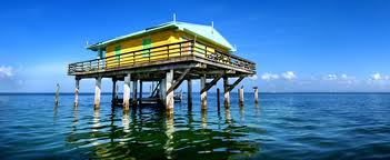 stiltsville house pic