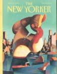 Cold Snap - New Yorker cover