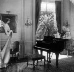 The Music Room at Bellosguardo