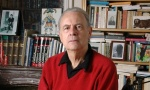 French novelist Patrick Modiano. Photograph: AP