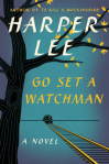 Go Set a Watchman actual cover
