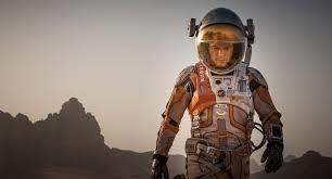 Matt Damon in The Martian foxmovies.com