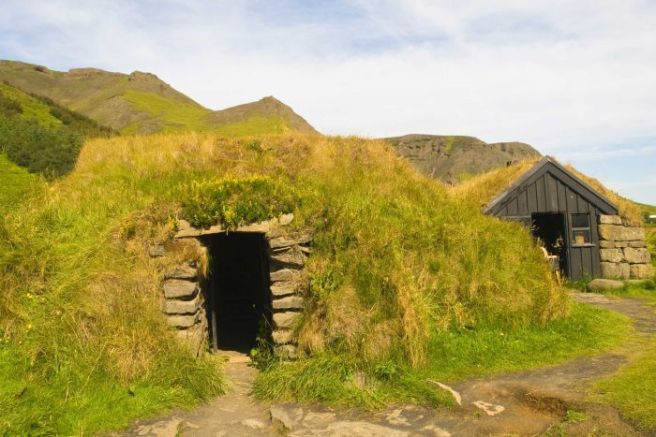 Burial Rites turf hut