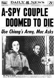 Rosenberg newspaper article pic