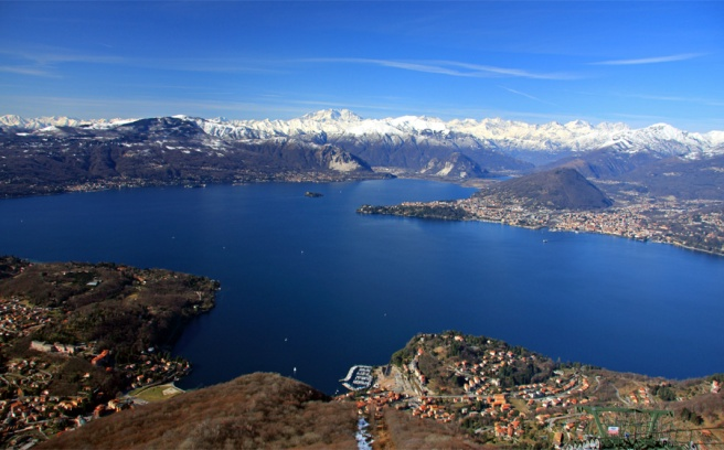 Lake Maggiore Photo: Wikipedia